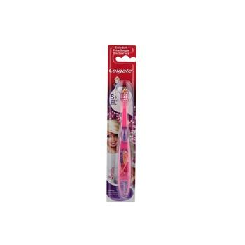 Colgate Spiderman Barbie Toothbrush 5+
