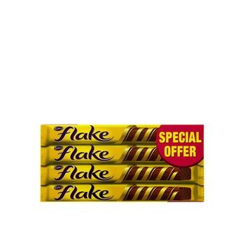 Cadbury Flake 32g Pack of 4