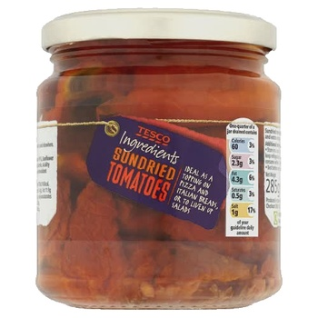 Tesco Sundried Tomatoes 285g