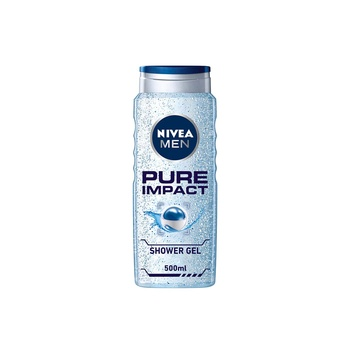 Nivea Pure Impact For Men Shower Gel