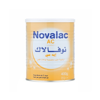 Novalac Baby Milk - Ac 1  400g.
