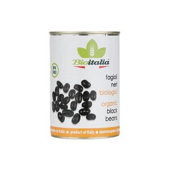 Bioitalia Black Beans 400G