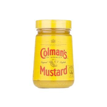 Colman's english mustard jar 170g