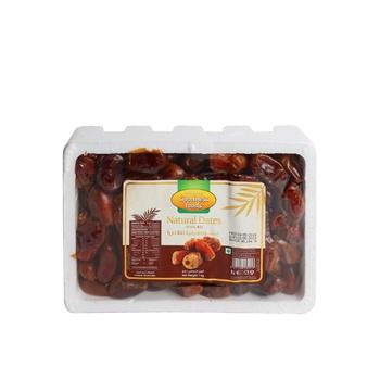 Goodness Foods Natural Dates (Khalas) 1kg