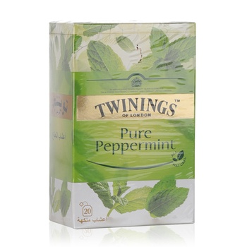 Twinings Pure Peppermint 20's