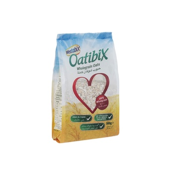Weetabix Whole Grain Oats 500g
