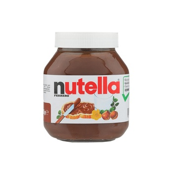 Nutella Spread Cream Jar 750g