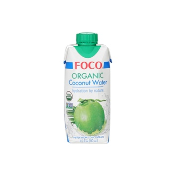 Foco UHT Organic Coconut Water 330ml
