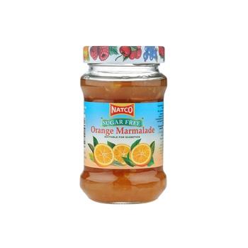 Natco Diabetic Jam Orange Marmalade 390g