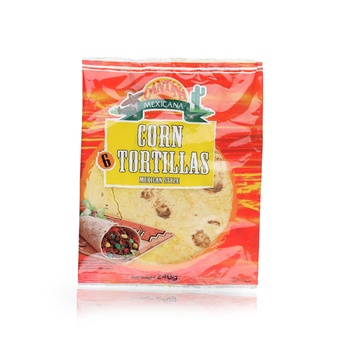 Cantina Corn Tortillas 200g