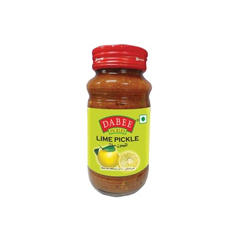 Dabee Pickle - Lime 400g