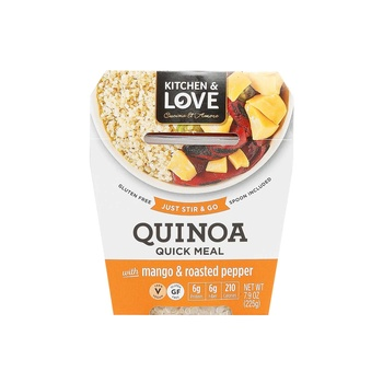 Cucina & Amore Quinoa Meal Mango & Roasted Pepper 225gm