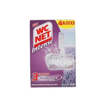 WC Net solid Rim Blocks Lavender 4's Pack