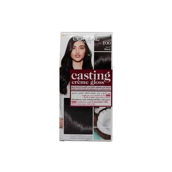 Loreal Casting Cream Gloss 100 Black Licorice