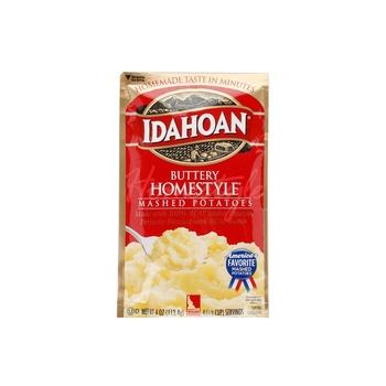 Idahoan potato pouch homestlye 4oz