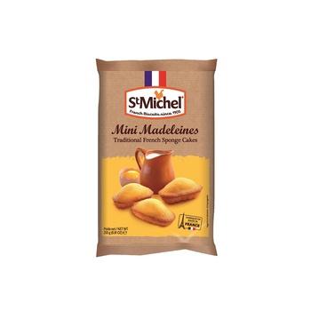 St Michel Mini Madeln Cake 250g