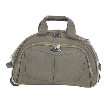 Voyager Duffle Bag 20- Soil Coloured