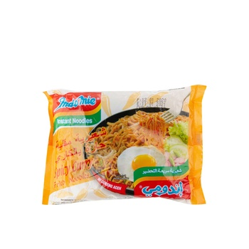 Indomi Spcy Curry Fried Noodles 90g
