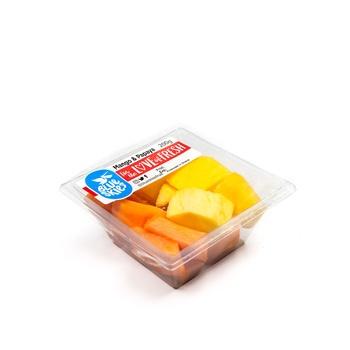 Mango & Papaya Chunks 200g