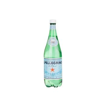S.Pellegrino Sparkling Natural Mineral Water PET Bottle 1 L