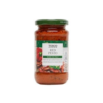 Tesco Classic Red Pesto 190g