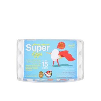 Al Jazira Super Eggs 15's