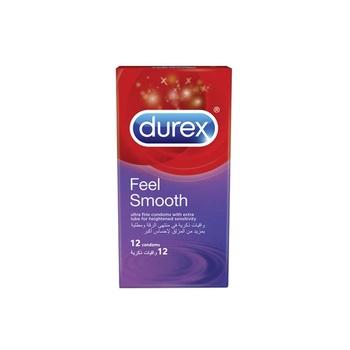 Durex Elite / Feel Smooth Condom 12's