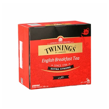 Twinings Black Tea Asstd 50s
