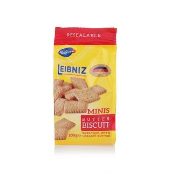Bahlsen Leibniz Butter Minis 100g