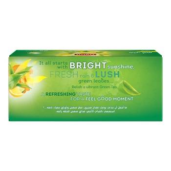Lipton Green Tea Lemon 25pcs