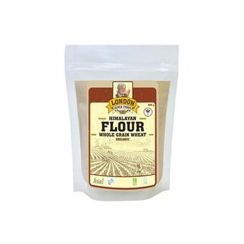 London Superfoods Organic Whole Grain Wheat Flour 300g