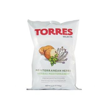 Torres Mdtrn Herbs Potato Chips 150G