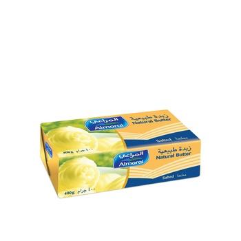 Almarai Natural Butter Salted 400G