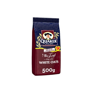 Quaker Oats Bag 500g