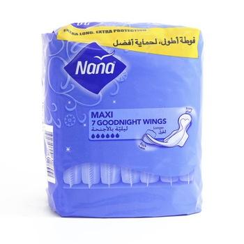 Nana Maxi Goodnight Wings 7pcs
