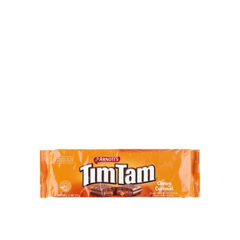 Arnotts Tim Tam Chewy Caramel 175g