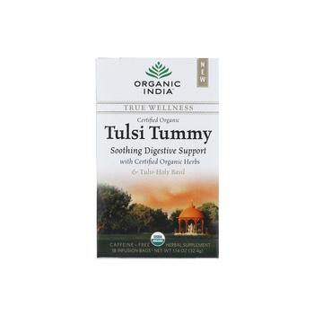 Organic India Tulsi Tummy Tea Bags 18's