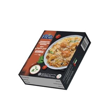 Farm Fresh Marinated Chicken For Biryani 1kg