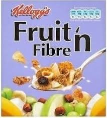 Kellogs Optima Fruit & Fibre 375g