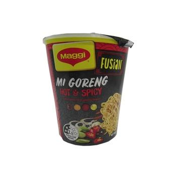 Maggi Fusion Mi Goreng Hot & Spicy 65g