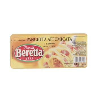 Beretta Cubetti Pancetta Affu 150g