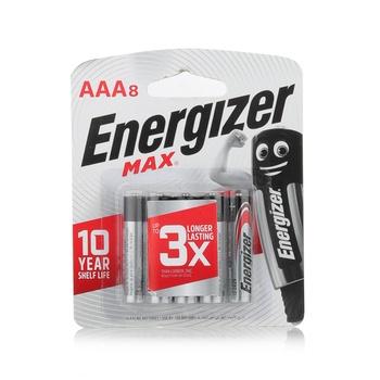 Energizer Battery Alkaline E92Bp8 Aaa