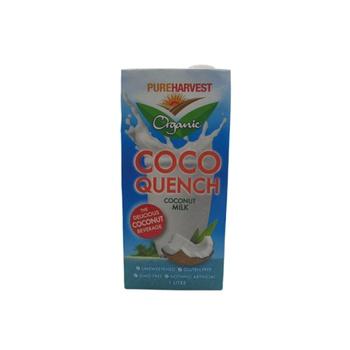 Pureharvest Organic Coco Quench - Coconut Milk 1 ltr