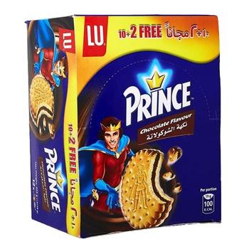 Lu Prince Chocolate 38g 10+2