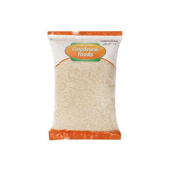 Goodness Foods Parboiled Rice (US Style) 2kg