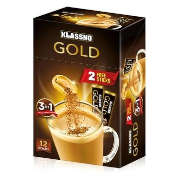 Klassno 3In1 Gold Freeze 20g (10+2)