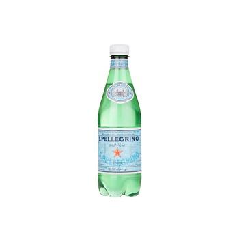 S.Pellegrino Sparkling Natural Mineral Water PET Bottle 500ml