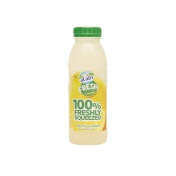 Al Ain Fresh Lemonade Juice 330 ml