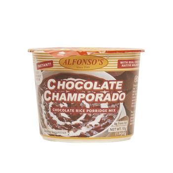 Alfonso Chocolate Champorado 55g
