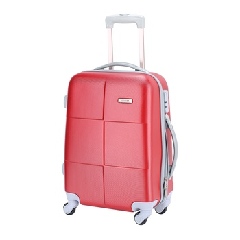 Voyager Trolley Bag 20cm - Red